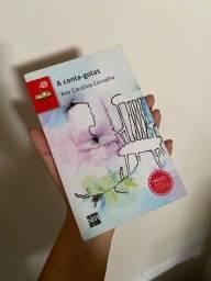 Livro: A conta-gotas - Ana Carolina Carvalho