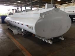 Tanque de combustível em Aço Carbono