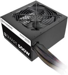 Promoção Fontes Thermaltake 500W , 600W e 700W 80 plus, novas,Nf e garantia