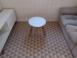 Sofá,rack,tapete,mesa canto, impecável