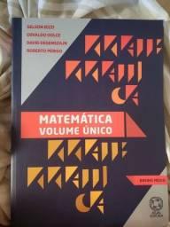 Livro Matemática Vol. Único