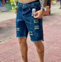 Bermudas jeans Masculina ?