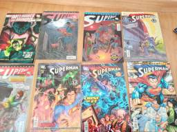 Revistas super heróis SuperMan