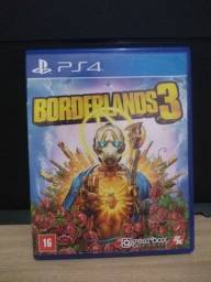 Borderlands 3 PS4 - Vendo ou Troco