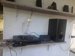 LINDO E POTENTE HOME TEATHER LG 850 RMS