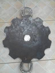 Assadeira disco arado grande