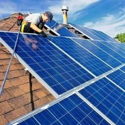 Kit Energia Solar Até 1000kWh/mês