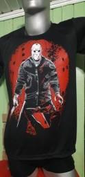 Camisa preta Jason