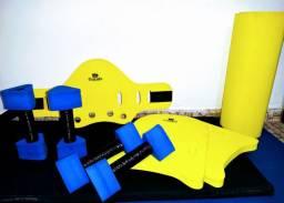 Hidroterapia/ hidroginástica/ halter flutuador/ tubo flutuador
