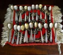 Colheres de Prata avulsas (usadas)