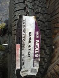 pneu 235 85 16 para caminhão pickup