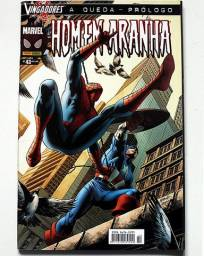 Homem Aranha (Panini) n. 43   [Marvel | HQ Gibi Quadrinhos]