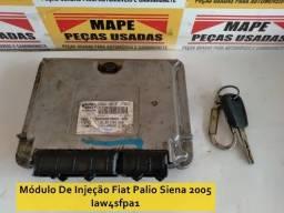 Módulo De Injeção Fiat Palio Siena 2005 Iaw4sfpa1