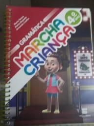 Livro Gramática Marcha Criança 4°ano R$ 90,00