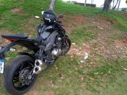 Kawasaki z1000 2015 preta raridade