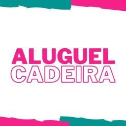 ALUGO CADEIRA