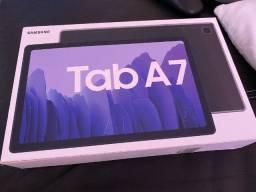 Galaxy Tab A7 de 64gb, 3gb RAM, 10.4 pol, NF + Garantia 1 ano, Zero, Lacrado