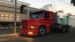 Caminhão 113 Scania