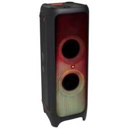 "Caixa de Som JBL PartyBox 1000 2x7"" 1100 Watts - Bivolt Preto-12 vezes sem juros"