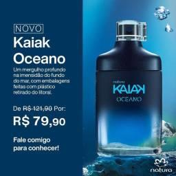 Colônia masculina Kaiak Oceano
