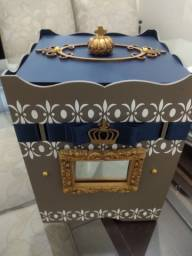Caixa decorativa infantil nova