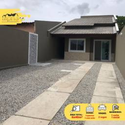 Belíssima Casa Plana com 3 quartos Jardim Icarai Região que mais cresce em - Caucaia