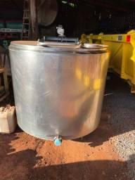 Resfriador de leite 1500 litros