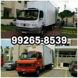 Fretes caminhão baú Manaus Boa Vista