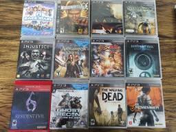 Promoção de jogos PS3