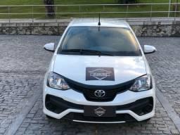Título do anúncio: Toyota Etios 1.5 XPLUS 2019 apenas 11 mil km rodados