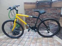 Bicicleta Sundown Metalfox Amarela