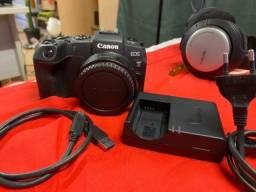 Canon RP - Absolutamente nova! Menos de 300 clicks. Com adaptador para EF