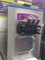 Título do anúncio: máquina de frozen acai ou sorvete expresso millani soft