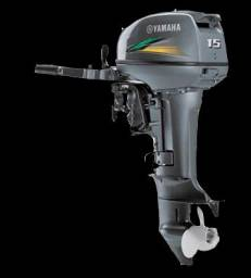 Motor de Popa Yamaha 15 HP Gmhs
