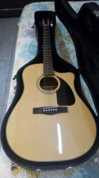 Violão Fender CD 60 Natu
