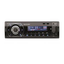 Som Automotivo Multilaser Talk com Rádio FM, Bluetooth, Entrada USB e SD