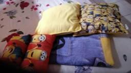 Conjunto de cama mínions