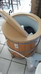 Lava roupas tradicional wanke