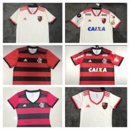 Camisas Do Flamengo 18 19 - Aceito Cartão 4f216e177ce93