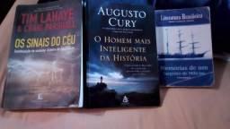 Livros - Augusto Cury, Os Sinais do Céu.