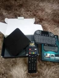 Tv Box Mxq 4k Android 7.1.2 Smart