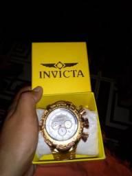 Vendo Relógio invicta original, nunca foi usado