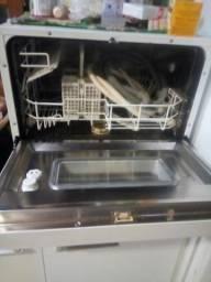 Máquina de lavar louça para 6 pessoas