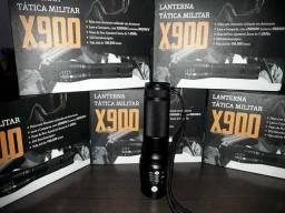 Lanterna Tática Militar x 900