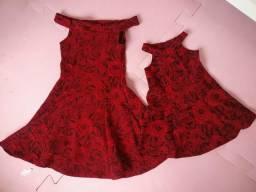 Vestidos Mãe & Filha