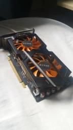 Placa de vídeo GTX 660 2GB 192Bits