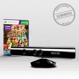 Sensor Kinect + jogo