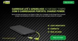Carregador Portátil Charge Power - Original