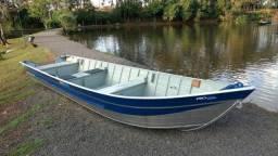 Barco alumíneo - 1992
