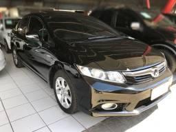 Civic EXS Automático 2013 completo, top de linha! - 2013
